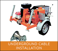 Underground Cable Installations